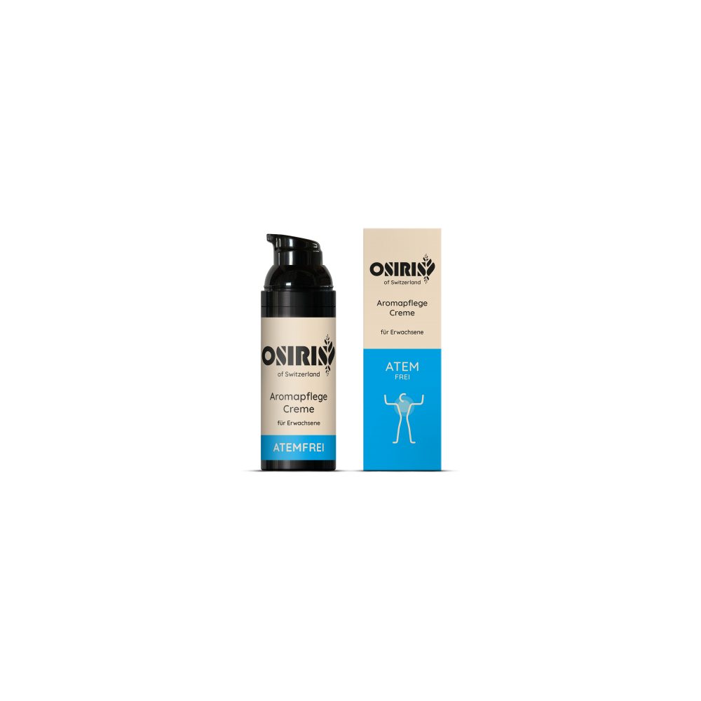 """""""Respiration"""" Crème de soin aromatique CBD"""